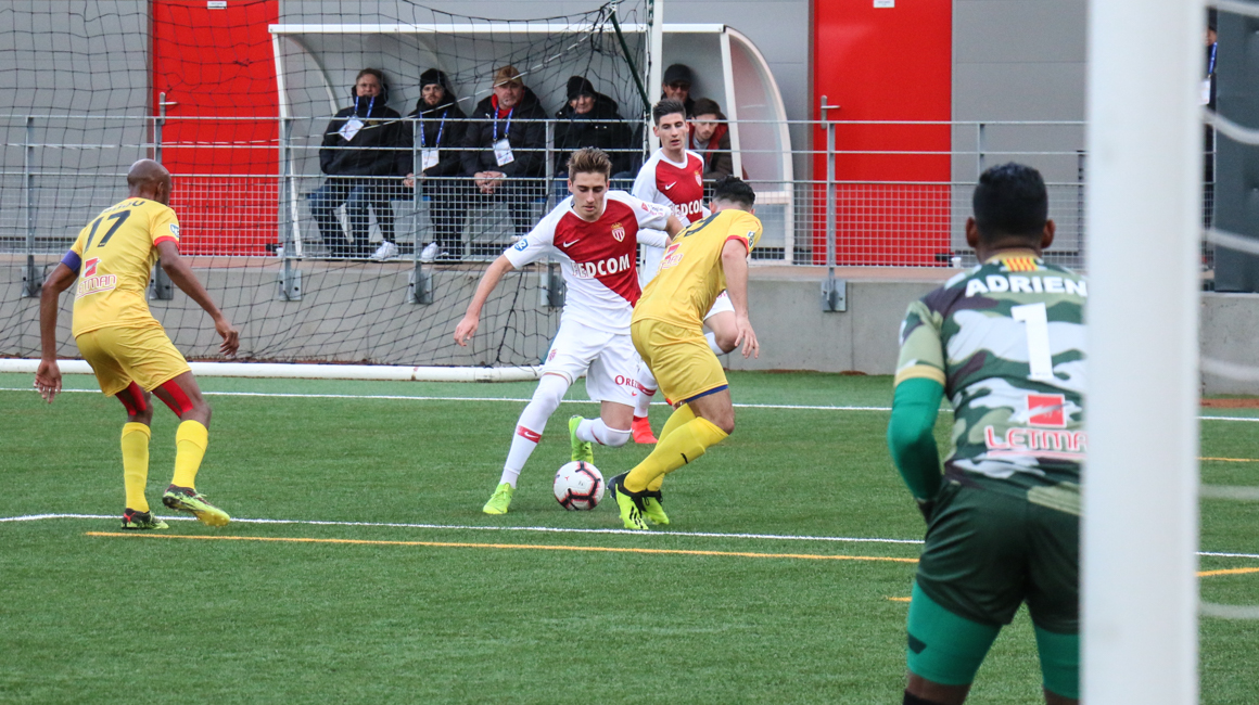 HIGHLIGHTS N2 : AS Monaco 3-2 FC Martigues