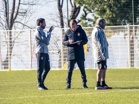 Le Zap' Déclas avant Montpellier - AS Monaco