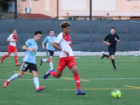 HIGHLIGHTS U17 : AS Monaco 1-2 AC Ajaccio