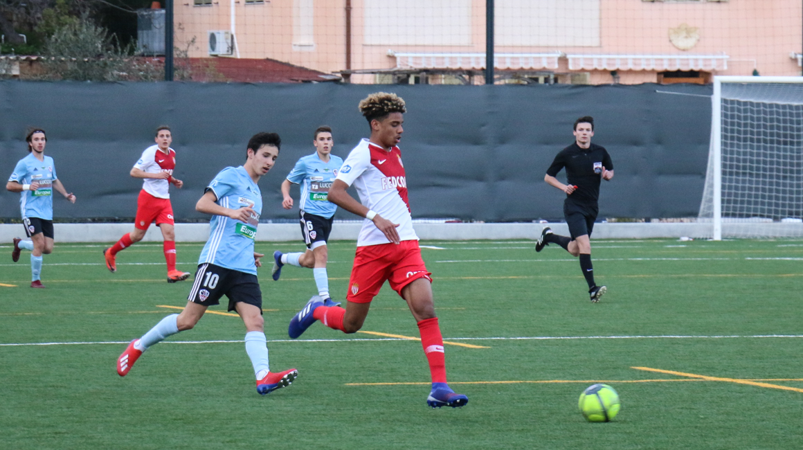HIGHLIGHTS U17 : AS Monaco 1-2 AC Ajaccio