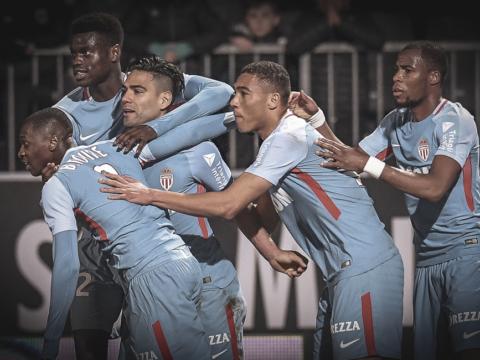 SCO Angers 2-2 AS Monaco, le film du match