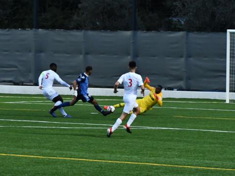 N2 : AS Monaco 0-1 Jura Sud
