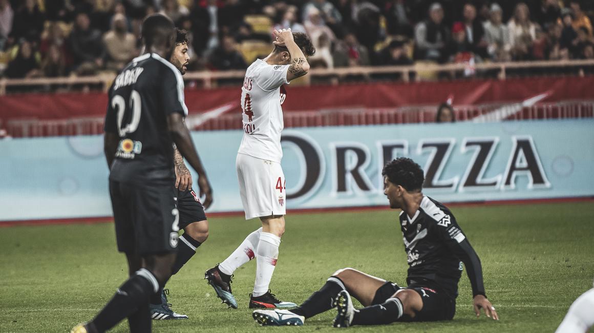 Crônica do jogo: AS Monaco 1x1 Bordeaux