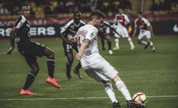 AS Monaco - Bordeaux (1-1)