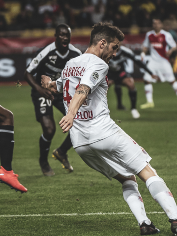 AS Monaco - Bordeaux (1-1)