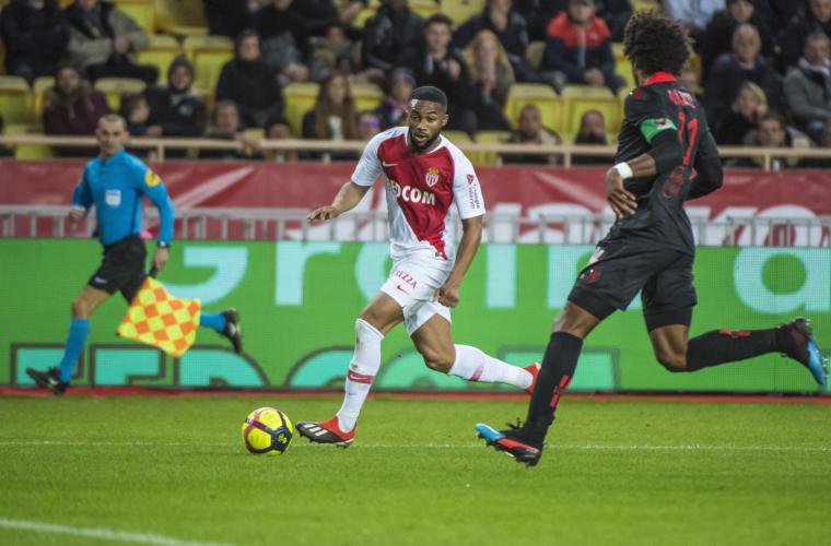 Moussa Sylla avec les U20