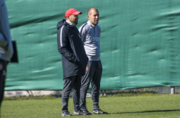 Le Zap' Déclas avant Lille - AS Monaco