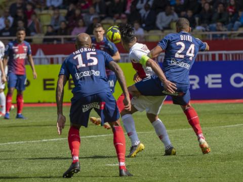 Crônica do jogo: AS Monaco 0x1 SM Caen