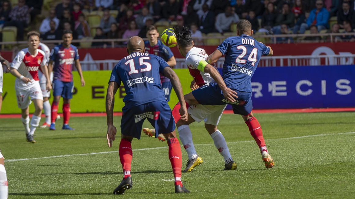 Report: AS Monaco 0-1 SM Caen