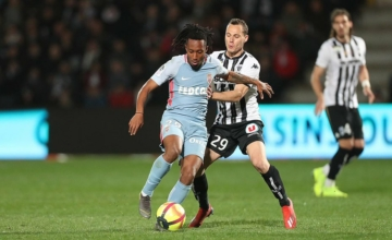 Angers - AS Monaco (2-2)