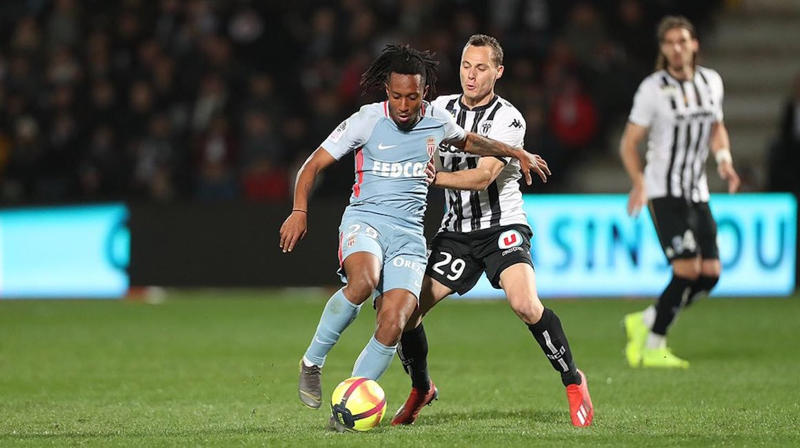 Angers - AS Monaco (2-2) : les stats d'après-match