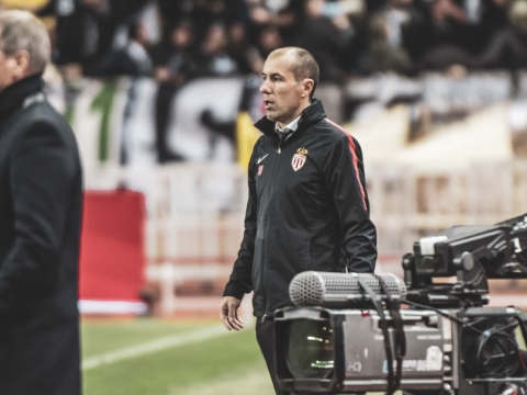 "Leonardo Jardim : ""Disappointed and frustrated with the result"""
