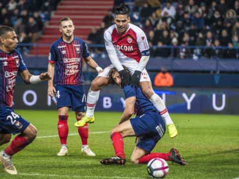 Cinco estadísticas del AS Monaco - SM Caen