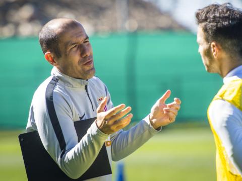 "Leonardo Jardim: ""Estar listos física y mentalmente"""