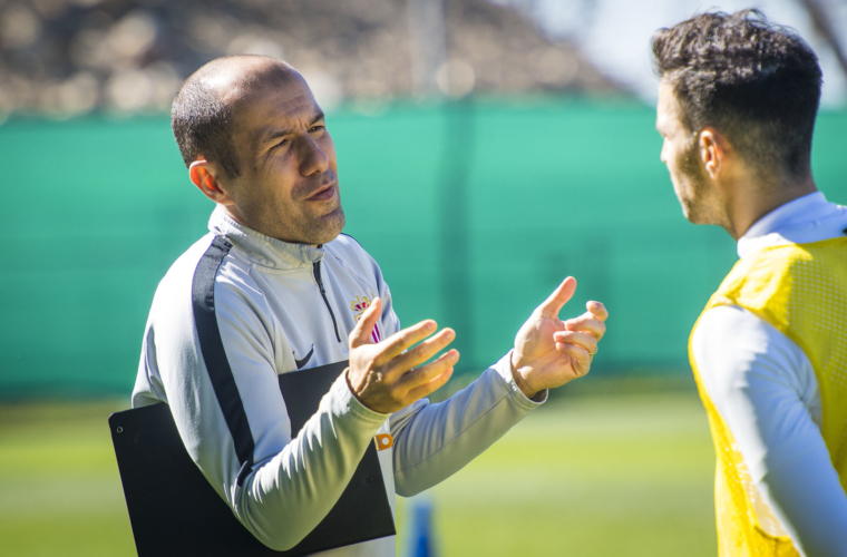 "Leonardo Jardim: ""Being physically and mentally ready"""