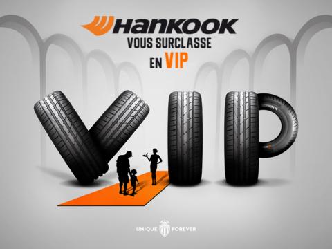 Vivez une expérience unique avec Hankook