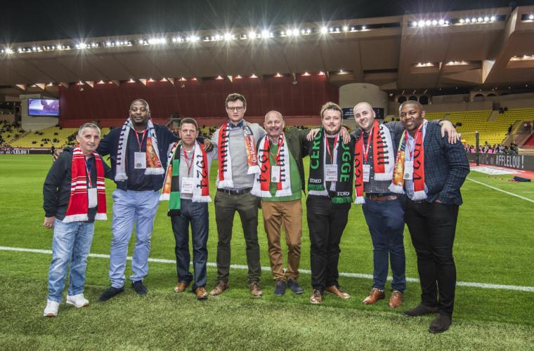 Le Cercle Bruges à l'honneur lors de #ASMFCGB