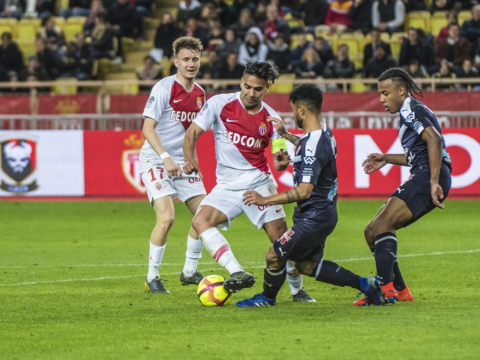 HIGHLIGHTS : AS Monaco 1-1 Bordeaux
