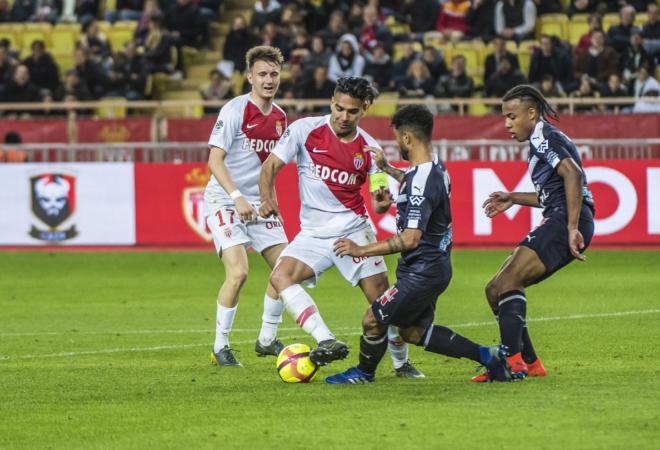 MELHORES MOMENTOS: AS Monaco 1×1 Bordeaux