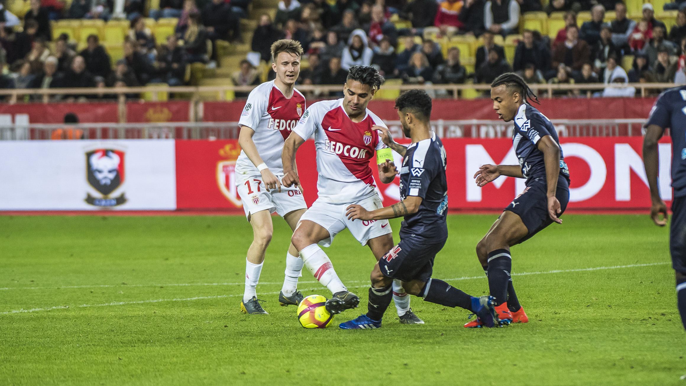 HIGHLIGHTS : AS Monaco 1-1 Bordeaux - AS Monaco