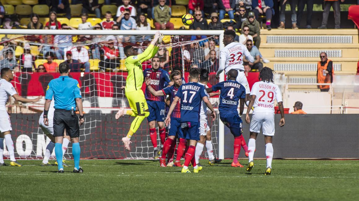 «Монако» 0-1 «Кан»
