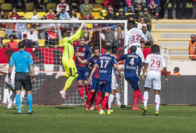 HIGHLIGHTS : AS Monaco 0-1 SM Caen