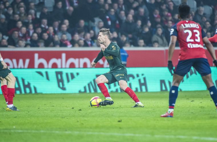 HIGHLIGHTS : LOSC 0-1 AS Monaco