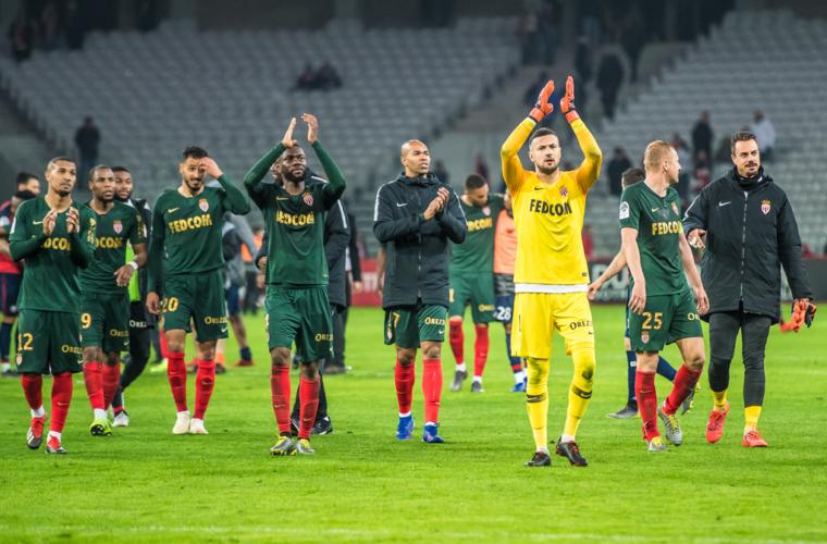LOSC - AS Monaco (0-1)