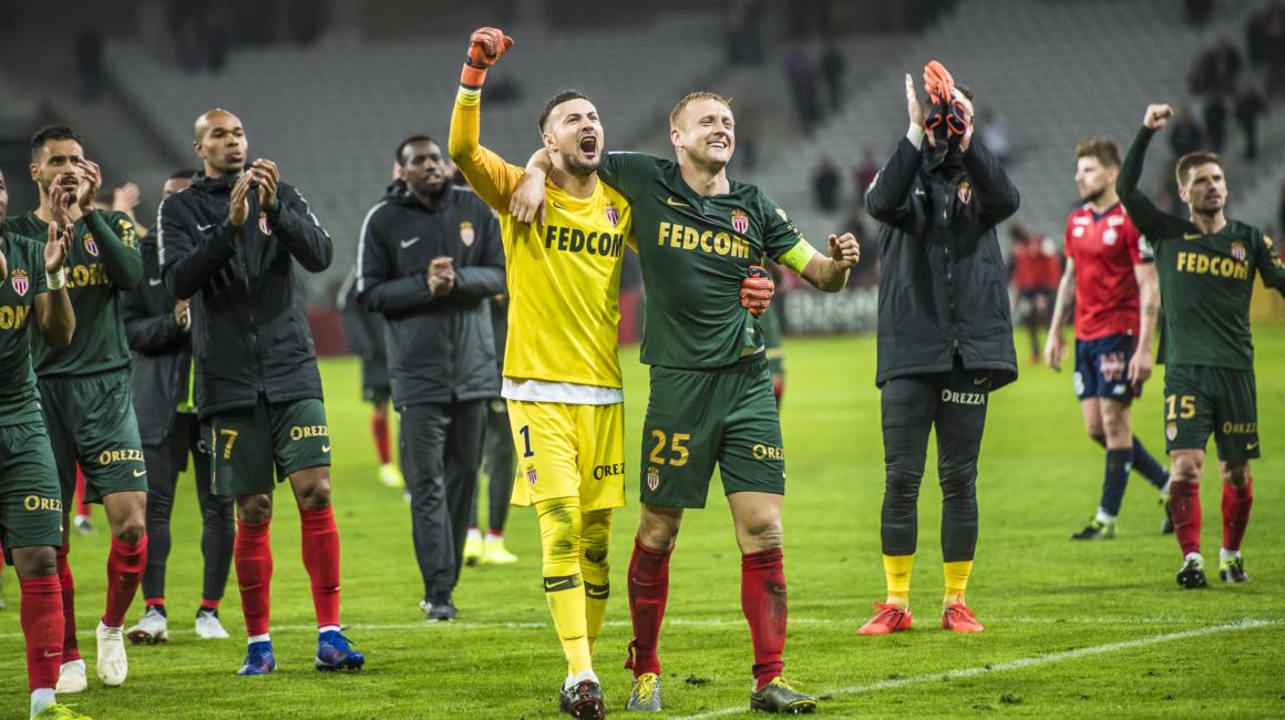 Les stats de la victoire face à Lille