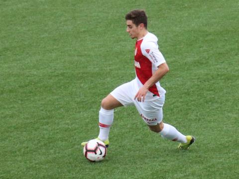 Franco Antonucci jugará a préstamo en FC Volendam