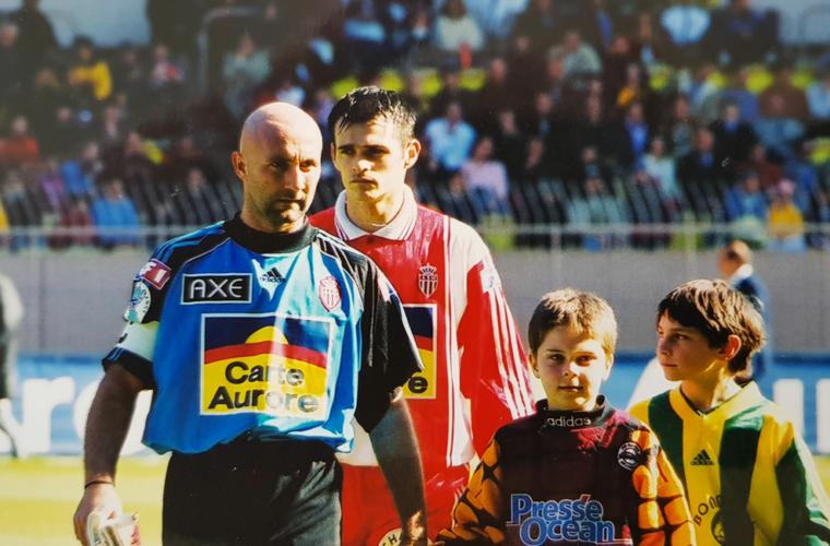 Jugaron en Monaco y en Olympique de Marsella
