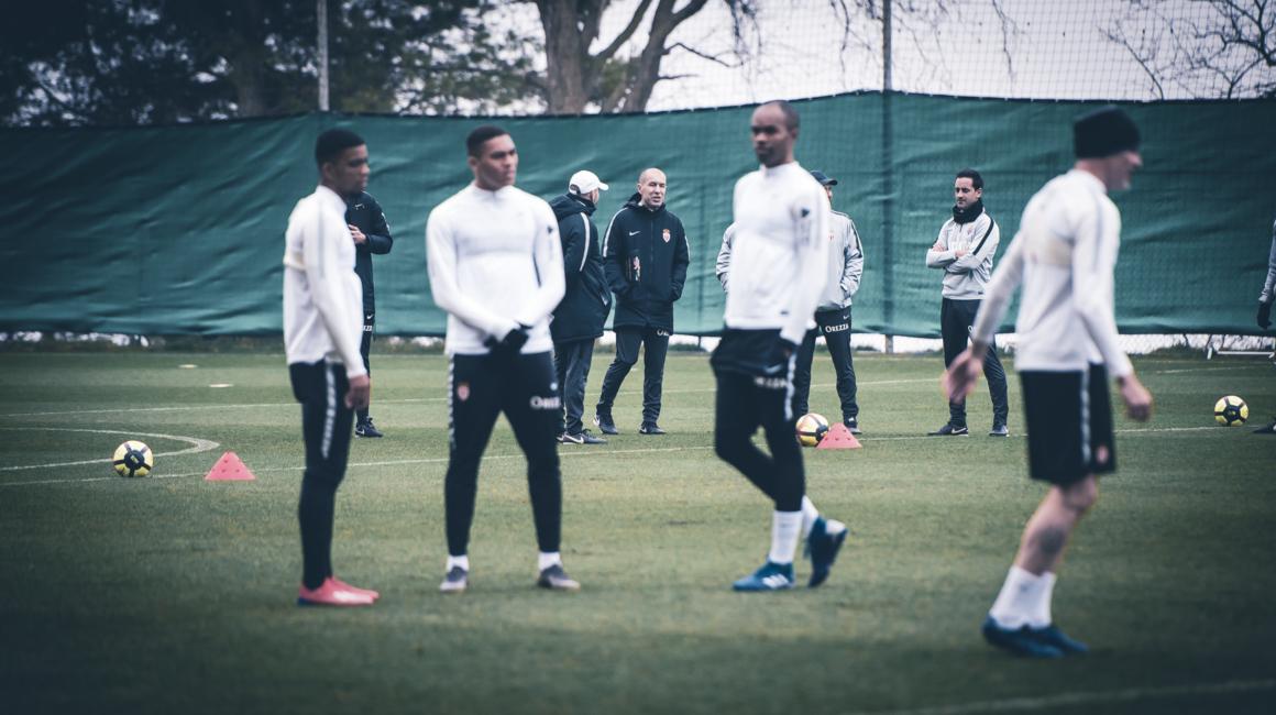 Le Zap' Déclas avant Angers – AS Monaco