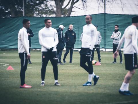 Le Zap' Déclas avant Angers - AS Monaco