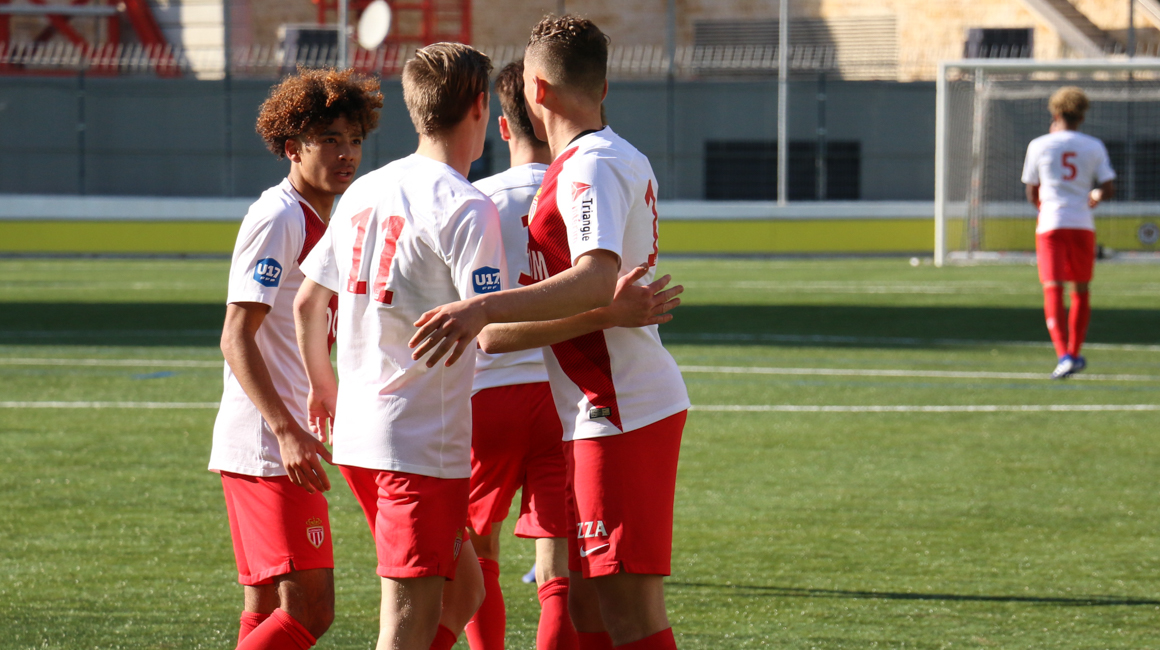 U17 : AS Monaco 5-1 Air Bel