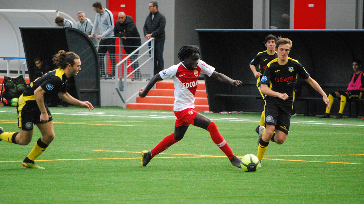 U17 : AS Monaco 6-0 Pieve Di Lota