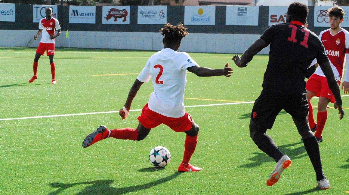 U19 : AS Monaco 3-1 OGC Nice
