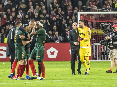 "L. Jardim : ""Bravo aux joueurs"""