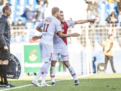 Report: Angers 2-2 AS Monaco