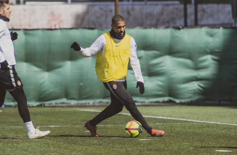 "William Vainqueur: ""I feel good physically"""