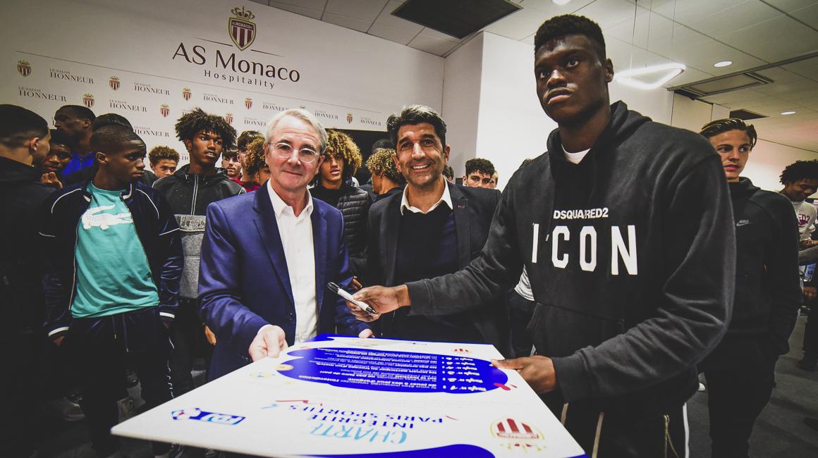 L'AS Monaco s'engage sur les paris sportifs