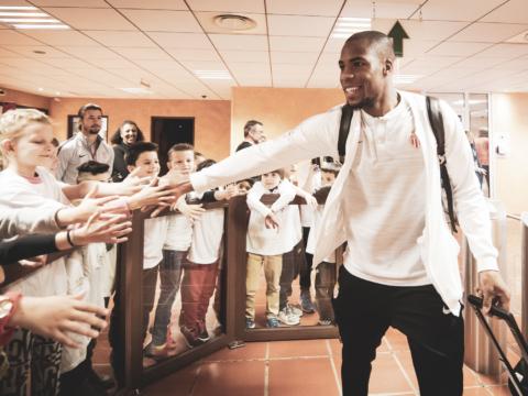 Joyeux anniversaire Djibril Sidibé