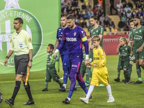 AS Monaco - Saint-Etienne programmé le 5 mai à 17H00