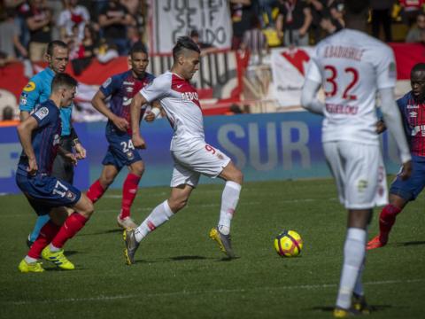 AS Monaco - Caen (0-1)