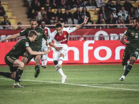 AS Monaco - Reims (0-0)