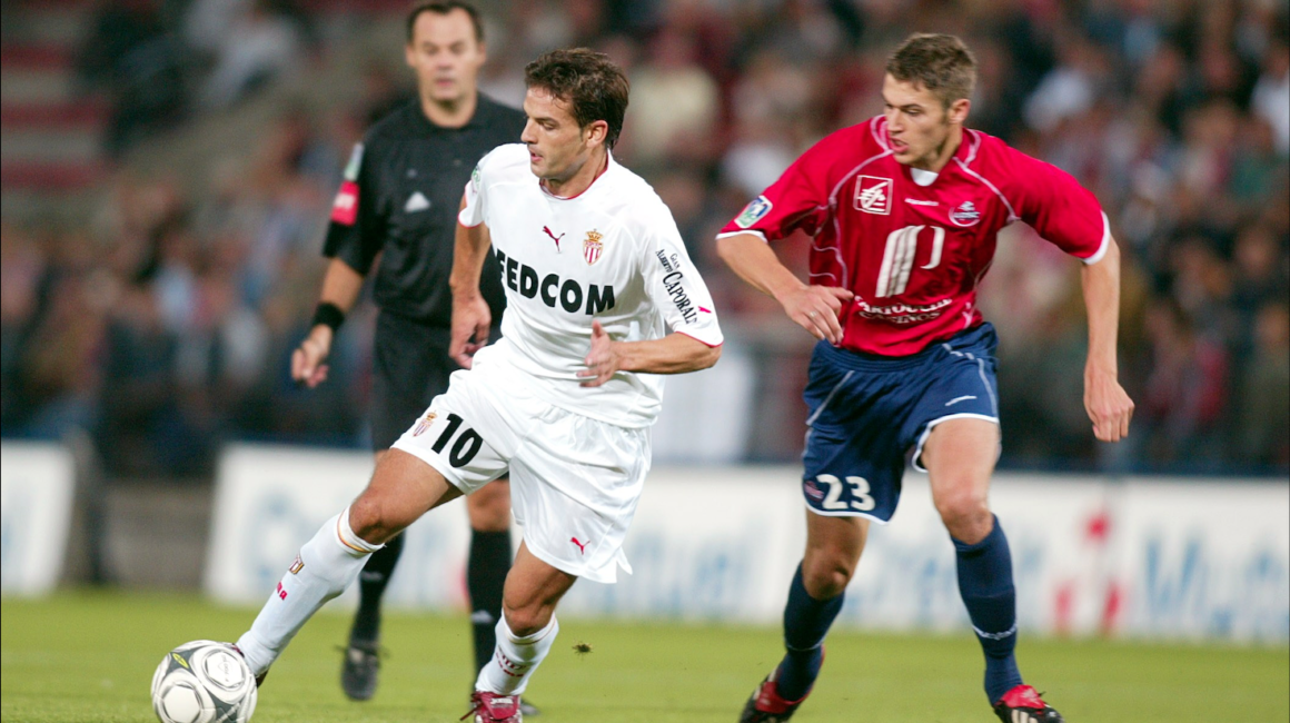Fernando Morientes: A season in the history of AS Monaco