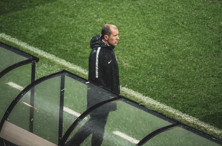 """Leonardo Jardim: """"A guerra pela manutenção continua"""""""