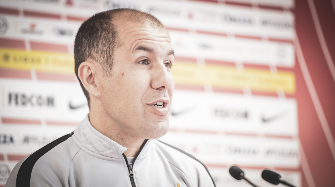 "Leonardo Jardim: ""Playing with our qualities to win"""