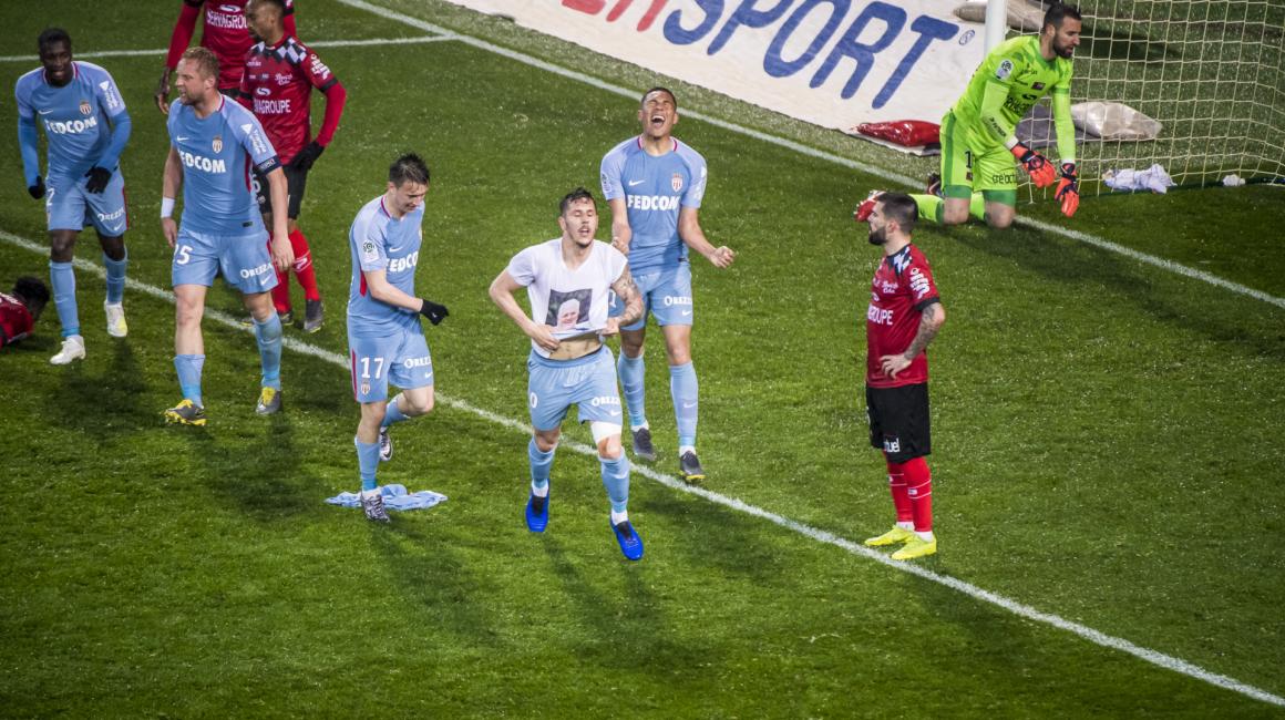 EA Guingamp 1-1 AS Monaco, le film du match