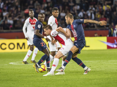 Report: PSG 3-1 AS Monaco