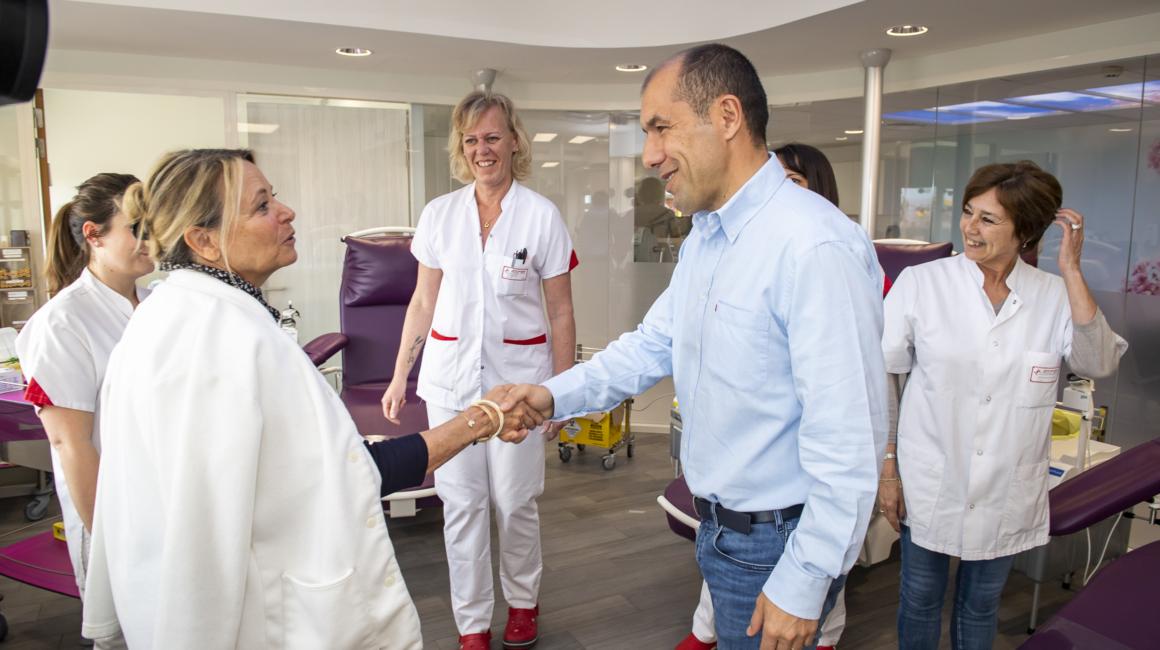"""Dr. Gouverner-Valla  : """"Le don du sang, c'est la vie"""""""